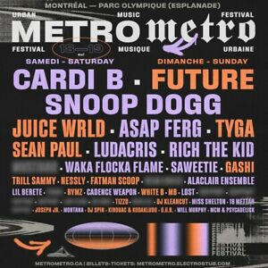 1 MetroMetro Weekend Pass