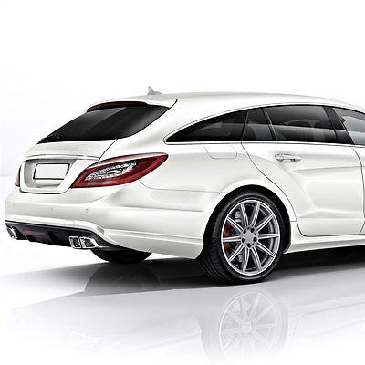 Passgenaue Tönungsfolie Mercedes GLK mit Einbauservice vom Fachmann Folie