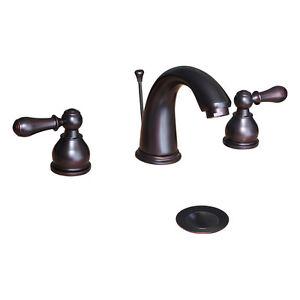 3 Piece Bathroom Faucet EBay