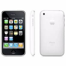 iPhone 3GS 16GB White Used Werrington County Penrith Area Preview