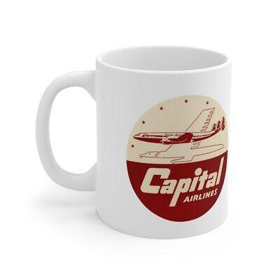 Capital Airlines Coffee Mug