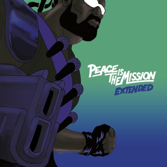 MAJOR LAZER - PEACE IS THE MISSION:EXTENDED 2 CD NEU