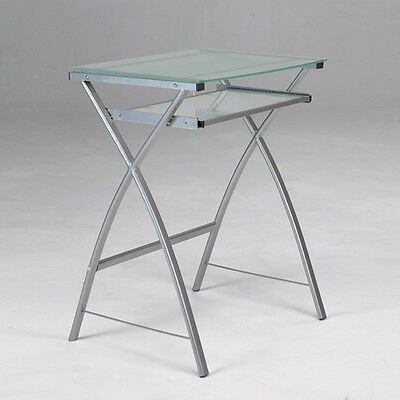 Mesa de ordenador, cristal