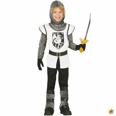 Kinder Kostüm Ritter Felix von Drachenstein 3-12 Jahre Mittelalter - Drache Ritter Kinder Kostüm