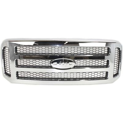 New Front Grille For Ford F-250 Super Duty 2005-2007 FO1200456  segunda mano  Embacar hacia Mexico