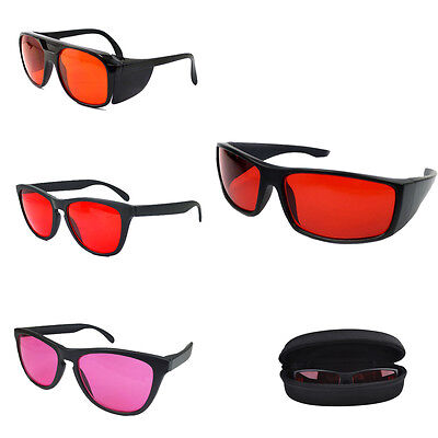 Colorblindness Corrective Glasses Box For Red Green Color Blind Vision Care