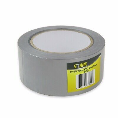 Touch Duct Tape Multi-use 2 X 45 Yard Grey Repair Wrapping Sealing Protecting