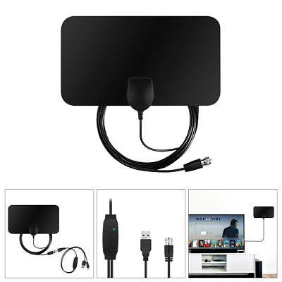 Hdtv Tv Surf Fox Antenna 50 Mile Range Indoor Hd 1080P Output Nib Us
