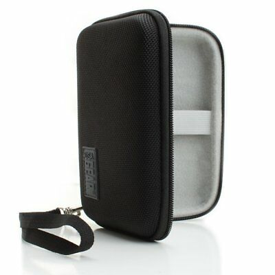 USA Gear Hard Shell 5 External Hard Drive Carrying Case
