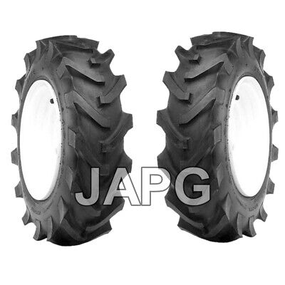 PAIR OF TYRES, For Howard 300, 350, 352 Rotovator Cultivator Tiller Tire