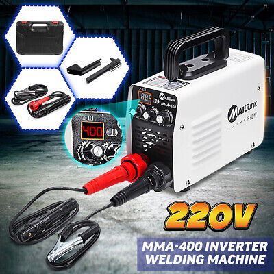220v Hot Startarc Force Stick Welder Inverter Mma Welding Machine Igbt 20-400a