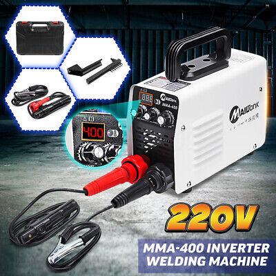 220v Hot Startarc Force Stick Welder Inverter Mma Welding Machine Igbt 20-400a