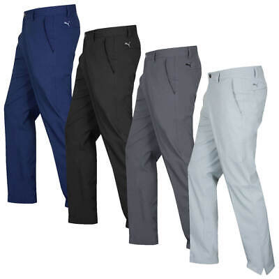 Puma Golf Mens Stretch Pounce Golf Stretch Wicking Trousers 45% OFF RRP