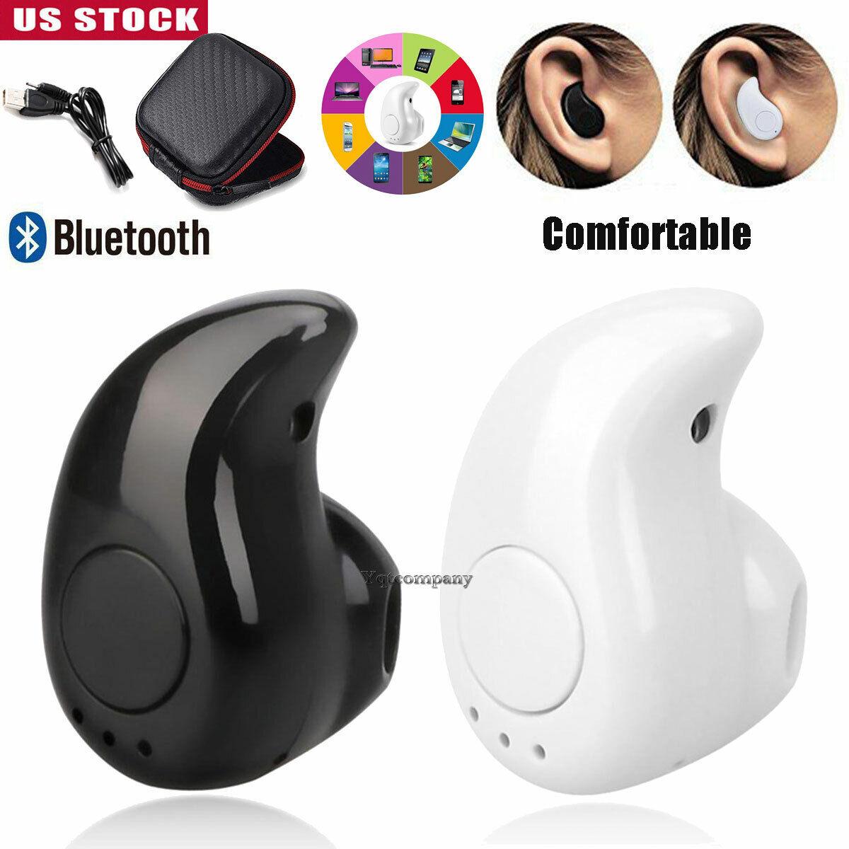 mini wireless earbuds bluetooth earphone headphone