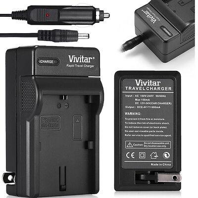 EN-EL14a BATTERY CHARGER FOR NIKON D5600 D5500 D5300 D5200 D3400 D3300 D3200
