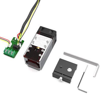 30w Focusable Laser Module Head Kit 450nm F Cnc Engraving Cutter Machine Pwmttl