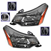 09 Ford Focus Headlight