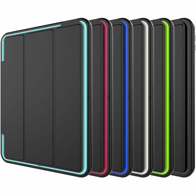 """Protective Rugged Hard Case For Apple iPad 6th Generation 9.7"""" 2018 Auto Smart"""