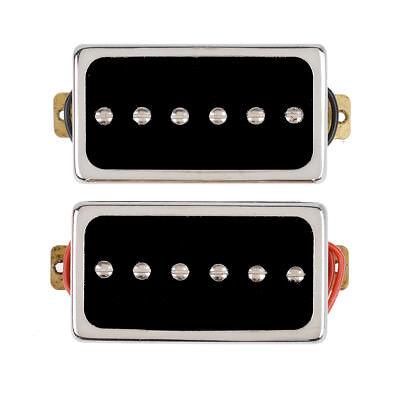 Individual Bobina Puente Y Cuello Set Camionetas Para Guitarra Eléctrica Partes
