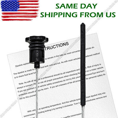 5.7L V8 HEMI AUTOMATIC TRANSMISSION DIPSTICK NAG1 Level Fluid 300C Charger R/T for sale  USA