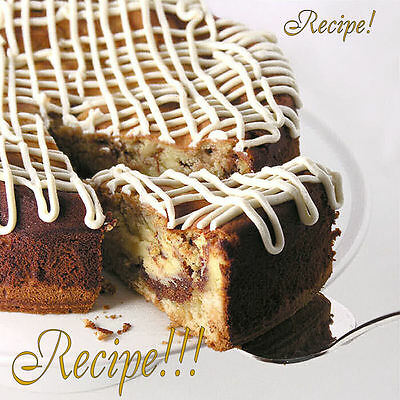 ☆Cinnamon Roll Cheesecake☆W/Cream Cheese Frosting