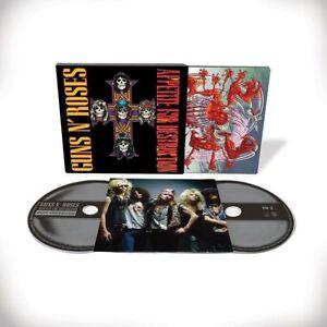 GUNS N' ROSES APPETITE FOR DESTRUCTION LOCKED N' LOADED 2 CD (29/6/18)