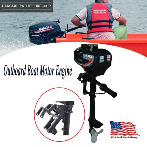 2 Stroke Outboard Boat Motor Engine CDI System W/ Water Cool