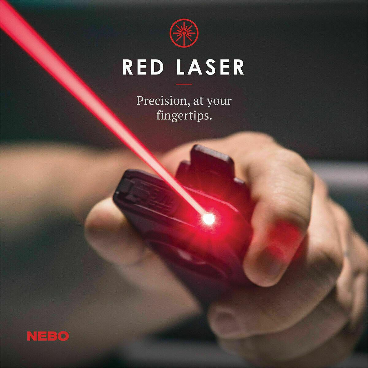 NEBO SLIM+ Rechargeable 700 Lumens Pocket light USB Powerban