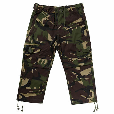 Kids Army Camouflage Combat Trousers - Ages 3-13 Years Available