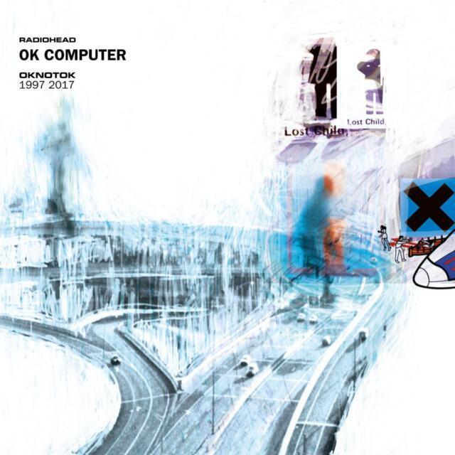Radiohead - OK Computer OKNOTOK 1997 - 2017 VINYL LP