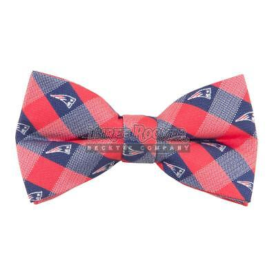 Patriots Bow Tie New England Pre-tied Bow Ties FREE SHIPPING - Patriotic Bow Ties