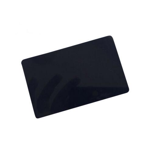 125KHZ RFID Writable T5577 rewritable Black Cards -10pcs