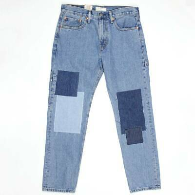 Levi's 502 Regular Taper Altered Patchwork Jeans # 34