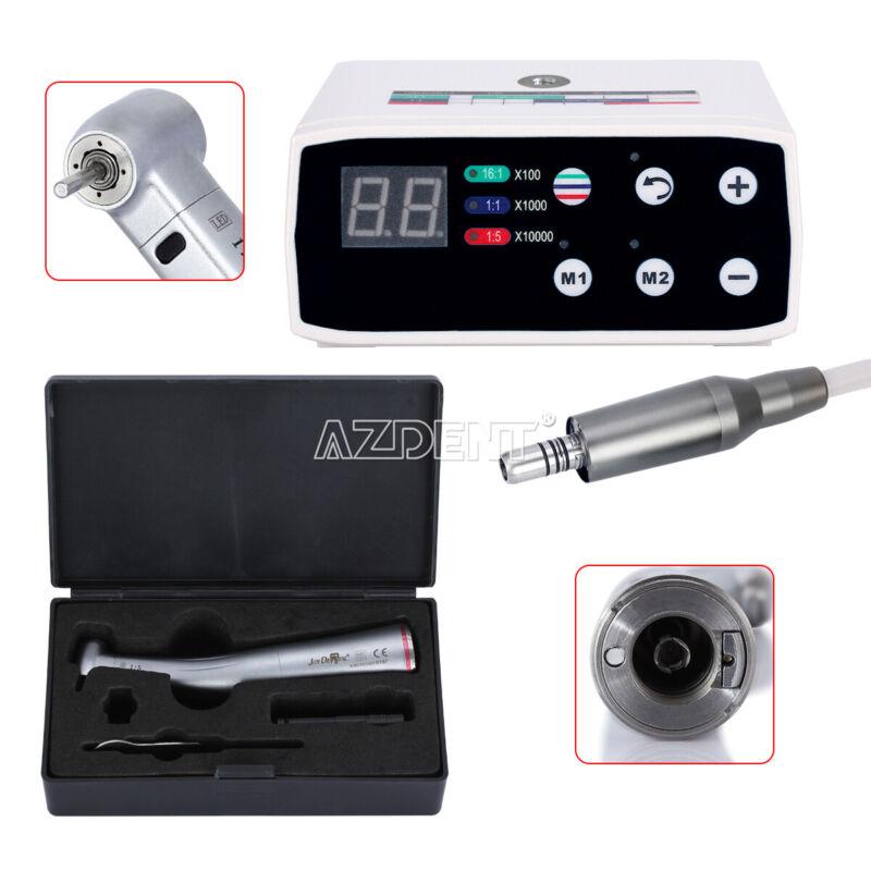 Dental Brushless Electric Micro Motor NSK/1:5 increasing (Fiber Optic) Handpiece