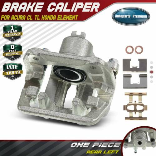 Brake Caliper W/ Bracket For Acura CL TL 99-08 Honda