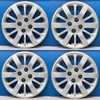 "2009-2010 Chevrolet Cobalt # 3285 15"" Hubcaps / Wheel Covers # 09597704 SALE SET"