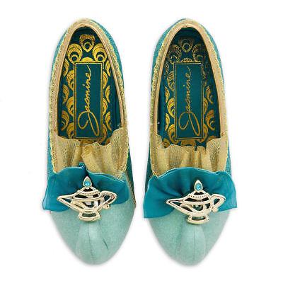 Disney Princess Jasmine Shoes (NWT Disney Store Jasmine Costume Shoes many sizes Princess)