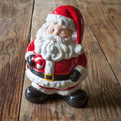 Santa Claus Cookie Jar