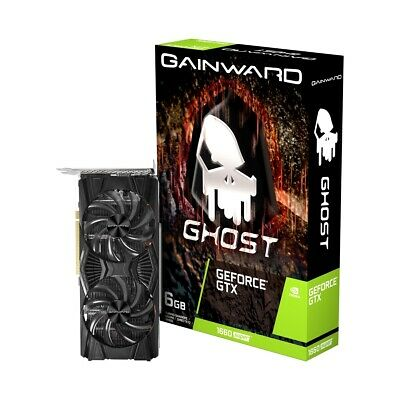 Gainward GeForce GTX 1660 SUPER Ghost 6GB GDDR6 Grafikkarte -