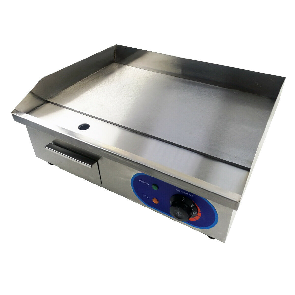 Electric Griddle Commercial Kitchen Hotplate BBQ Flat