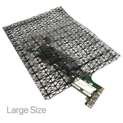 20pcs Anti Static Bag Open Top Esd Shielding For Motherboard Pc Components