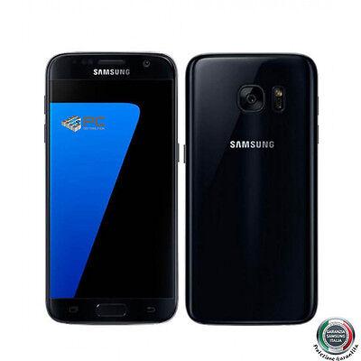 "SAMSUNG GALAXY S7 32GB BLACK ONYX NERO 5.1"" 4GB OCTA BRAND ITALIA G930F 32 GB"