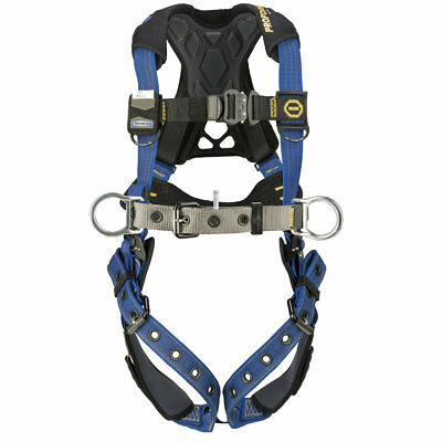 New Werner H032105 Proform F3 Construction Harness Tongue Buckle Legs Xxl
