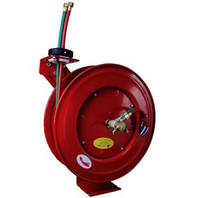"ATD Tools 31170 1/4"" x 50' Retractable Twinline Hose Welding Reel FREE Shipping!"