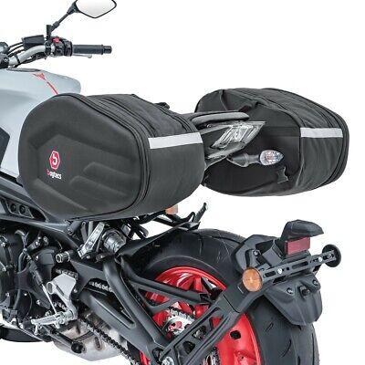 Alforjas laterales para Moto Guzzi V7 III / Anniversario RF3 60-80L negro