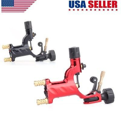 2PCS New Rotary Tattoo Machine Guns Dragonfly Shader Liner for Kit Needle Ink