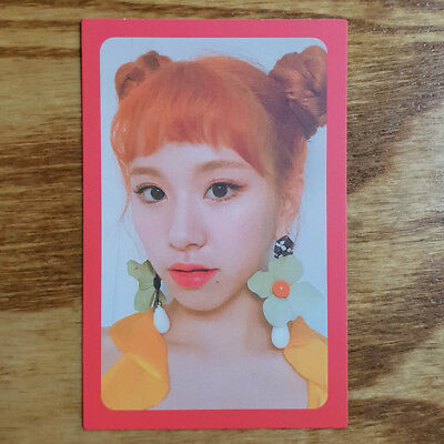 Chaeyoung Official Photocard Twice Summer Night The 2nd Special Album Kpop