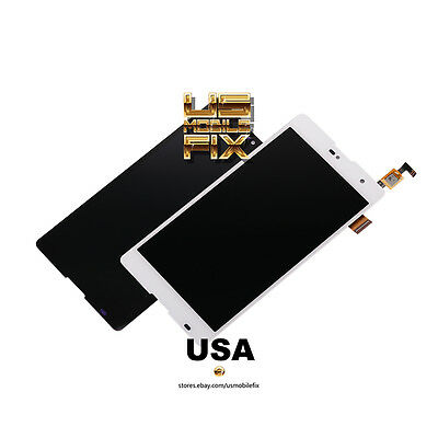 Combo Assembly For BLU Grand 5.5 HD G030U LCD Display Touch Screen - Hd Combo Display