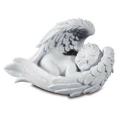 Engelsflügel mit schlafenden Baby - Baby Engel Mit Flügeln