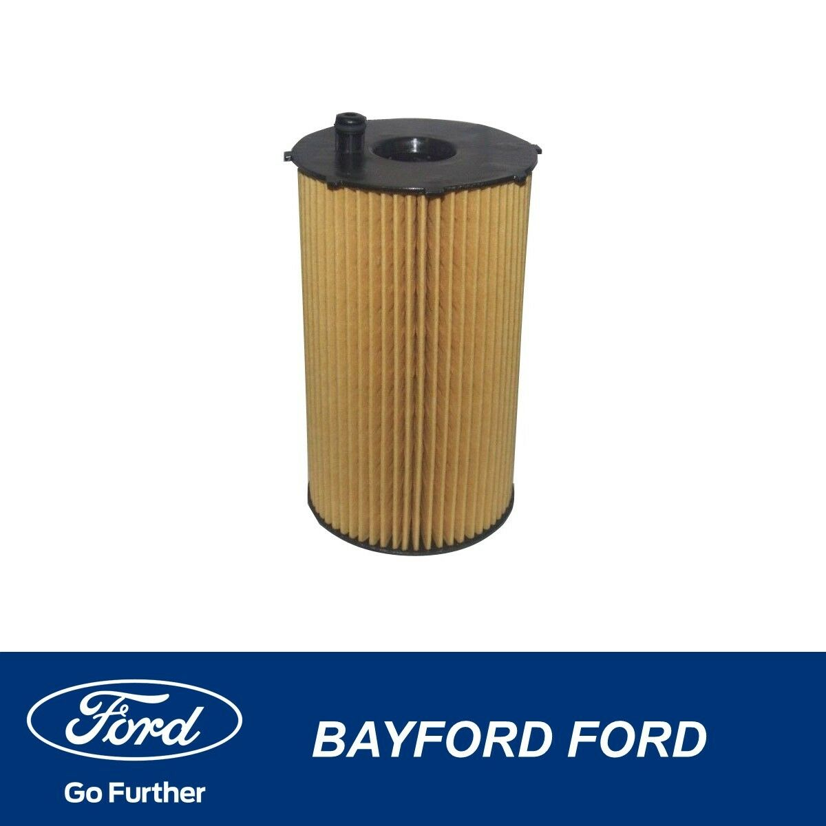 Details about DIESEL OIL FILTER SUITS FORD TERRITORY SZ 2 7V6 DIESEL - NEW  GENUINE FORD PART